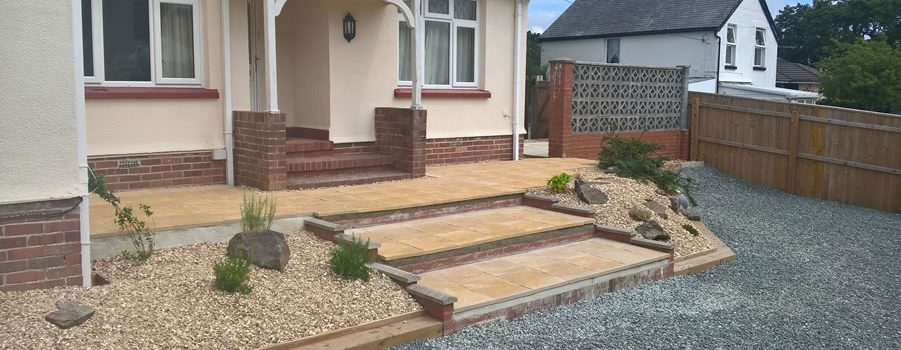 Patio by Tonys Landscapes Bideford