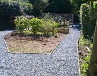 After landscaping Bideford