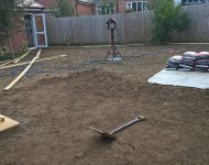 Before job landscaping bloor homes Bideford