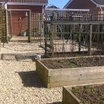 Raised beds, landscaping in Devon and Cornwall